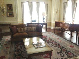 Suite at Claridges