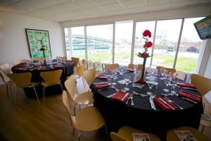 Kia Oval Hospitality Box