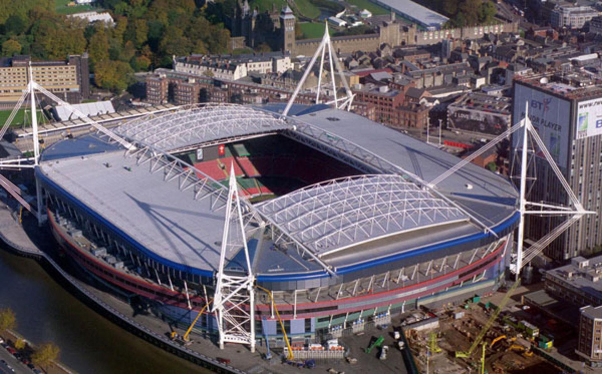 Car Parking Millennium Stadium Cardiff
