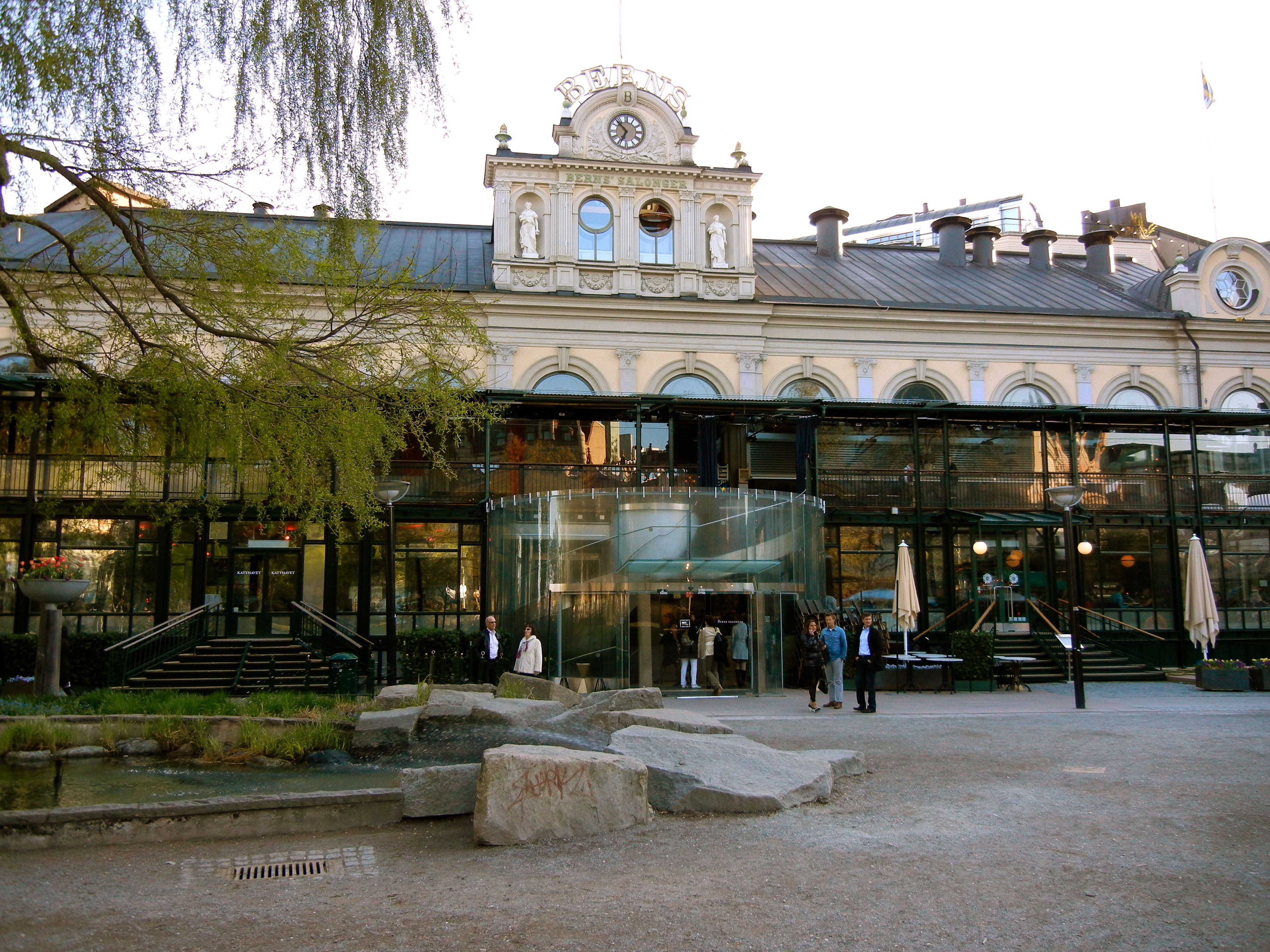 Venues for organising corporate events in stockholm for Hotel stockholm