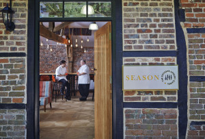 Seasons Cookery School at Lainston House Hotel