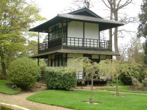 Fanhams Hall Japanese Tea House
