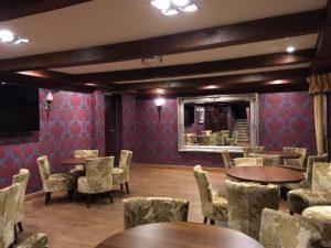 Hampshire Suite - reception area