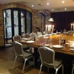 Restaurants London: Jugged Hare private dining room