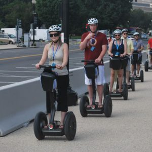Team Building Activites - Segway