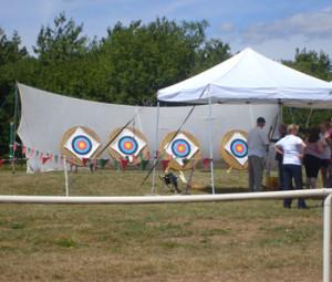 Corporate Team Building Ideas - archery