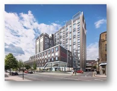 update on park plaza hotels london desouza associates. Black Bedroom Furniture Sets. Home Design Ideas