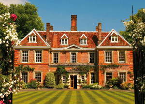 Lainston House - only 55 minutes by train from London