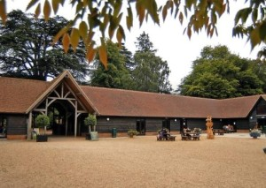 Unique venues - Knebworth-Barn