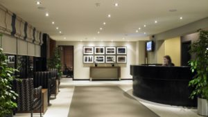 Denham Grove Reception