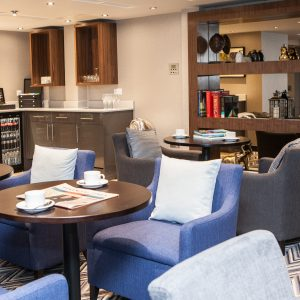 Crowne Plaza Felbridge Club Lounge