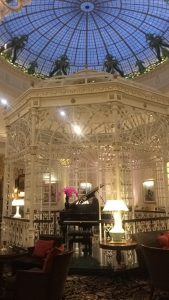 Thames Foyer - The Savoy Hotel London