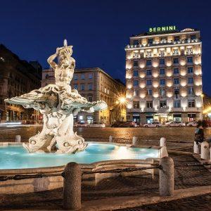 Sina Hotel Bernini Rome