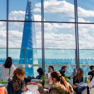 London venues - the Shard