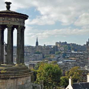 Edinburgh - corporate event