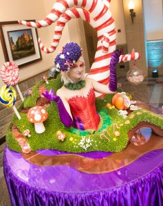 Charlie & The Chocolate Factory themed event