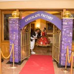 Charlie and the Chocolate Factory Agent event