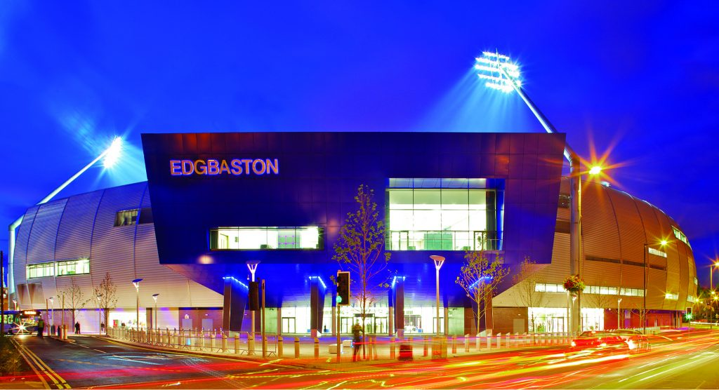 Edgbaston Stadium for your next Corporate Event