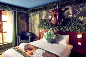 Gruffalo Bedroom at Chessington