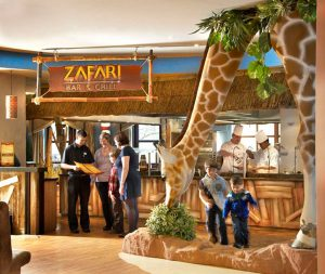 Safari Restaurant