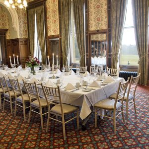 Chuichill Room at Heythrop Park