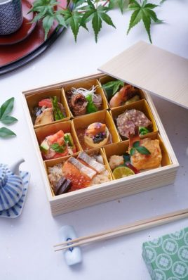 Bento box for meetings and events lunch