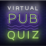 Pub Quiz remote team building logo