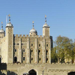 Tower of London -unique venues of London