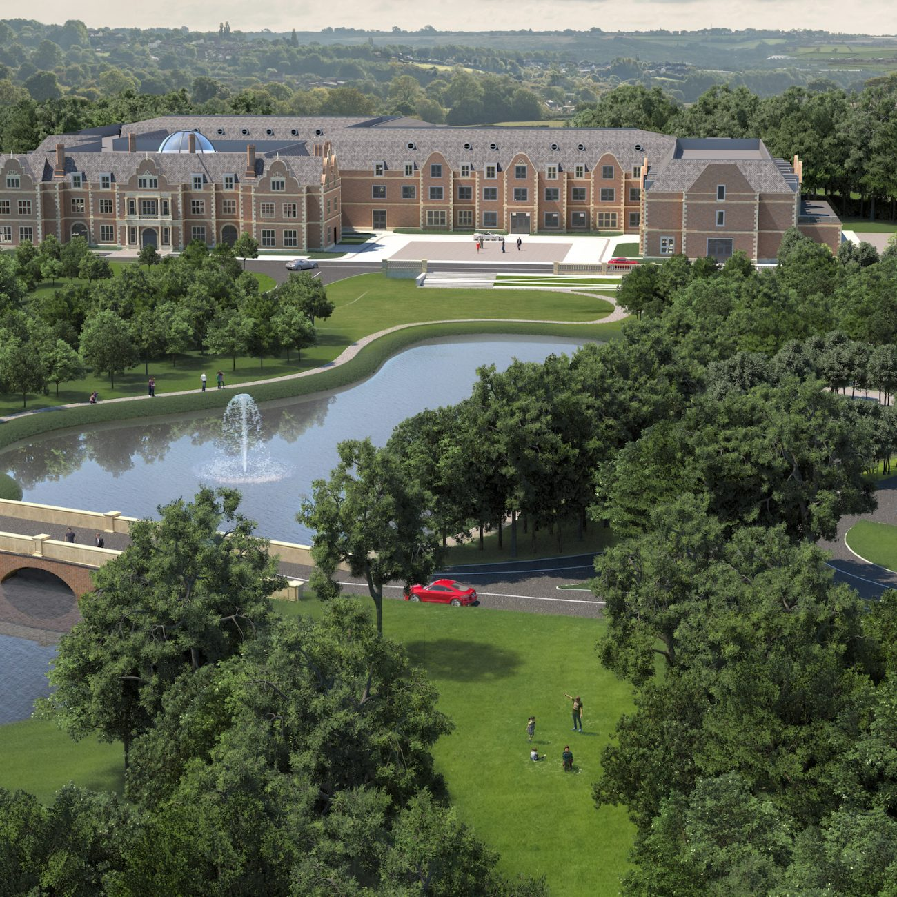 Fairmont Windsor Park - new venue openings