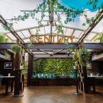 Centrury Club outdoor space