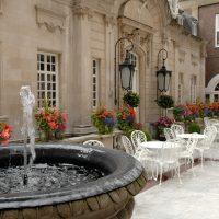 Dartmouth House - outdoor venue