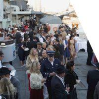 HMS Belfast - outdoor summer venue