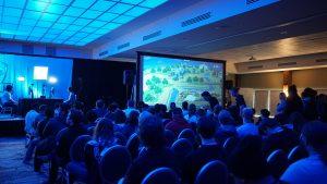 Hybrid Conferences